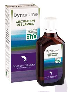 DYNAROME JAMBE LOURDE FL 100ML VALNET