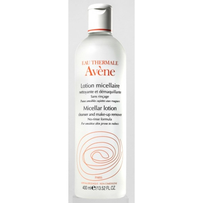 AVENE LOTION MICELLAIRE DEMAQUILLANTE 400ML