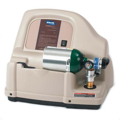 Compresseur d'oxygène HomeFill II Invacare