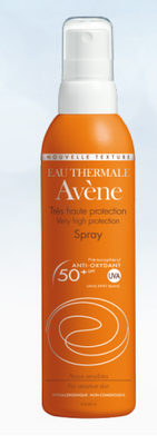 AVENE-SOL SPRAY50+RESIST 200ML