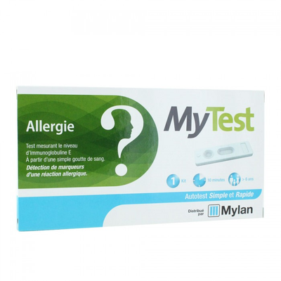 MY TEST ALLERGIE
