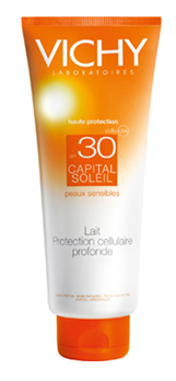 VICHY CAPITAL SOLEIL LAIT IP30 300ML