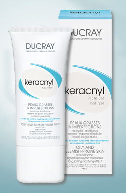 DUCRAY KERACNYL MATIFIANT CR 30ML
