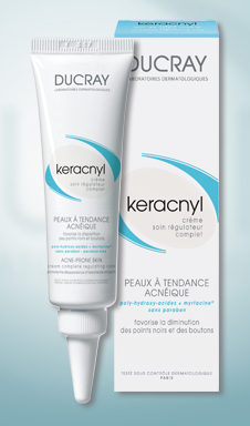 DUCRAY KERACNYL CR SOIN REGUL TUB 30ML