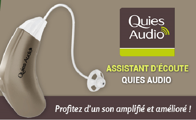 QUIES ASSISTANT ECOUTE+TUBE+EMBOUT