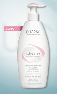 DUCRAY ICTYANE LAIT HYD PROTECT CORPS 500ML