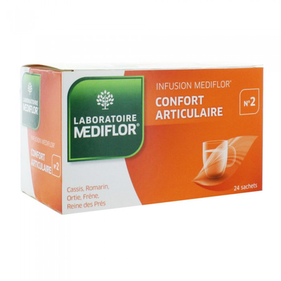 MEDIFLOR INFUSION N2 CONFORT ARTICULAIRE SACHET 24