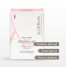 A-DERMA SENSIFLUID PAIN SURGRA100G