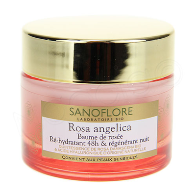 SANOFLORE ROSA ANGELICA BAUME ROSEE 50ml