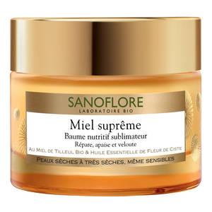 SANOFLORE miel suprême baume nutritif sublimateur   50mL
