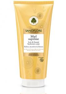 SANOFLORE miel suprême lait hydratant corps