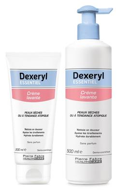 DEXERYL crème lavante flacon pompe 500 ml