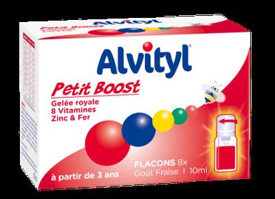 ALVITYL PETIT BOOST FL10ML X8