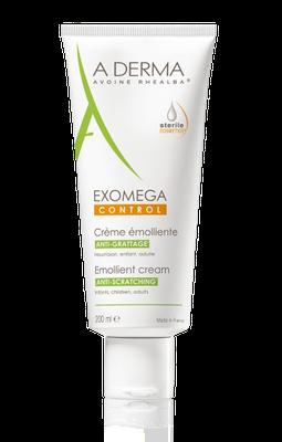 A-DERMA EXOMEGA CONTROL crème émolliente 200ml