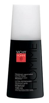 VICHY HOMME DEOD VAPO A/TRANS 100ML