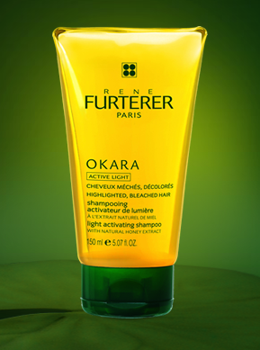 FURTERER OKARA ACT LIGHT SH 150ML