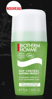 BIOTHERM HOMME DEO NAT PROT ROLLON75ML