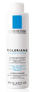ROCHE POSAY TOLERIANE DERMO-NETT FLUID 200ML