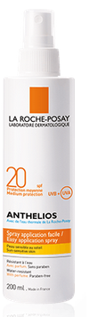 ROCHE POSAY ANTHELIOS 20 SPRAY 200ML