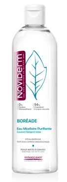 BOREADE EAU MICEL PURIF 400ML