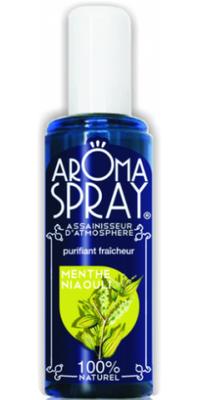aromaspray menthe niaouli saint come