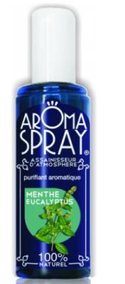 aromaspray menthe eucalyptus saint come