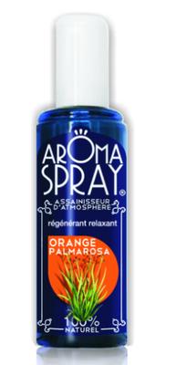 aromaspray orange palmarosa saint come