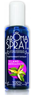 aromaspray ylang bergamote saint come
