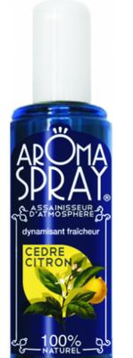 aromaspray cèdre citron saint come