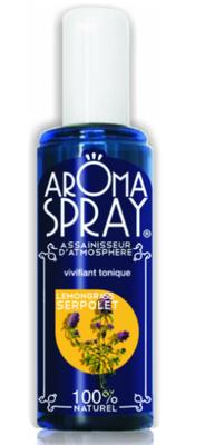aromaspray  lemongrass serpolet saint come