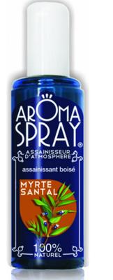 aromaspray myrte santal saint come