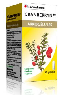 CRANBERRYNE ARKO GELULES BOITE 150