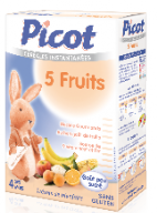 PICOT FAR FRUIT FLOC INST 200G