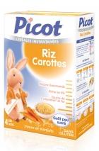 PICOT FAR RIZ CAROT S/GLUT 200G