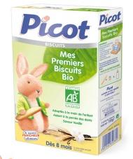 PICOT BISCUIT BIO PREMIER/BIS24