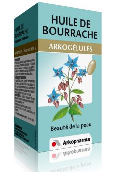 BOURRACHE ARKOG HLE CAPS 180