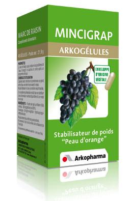 MINCIGRAP 390MG ARKO GELULE 45