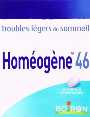 HOMEOGENE N°46 CPR 60.