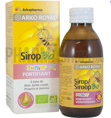 ARKOROYAL SIROP FORTIF ENF 150ML