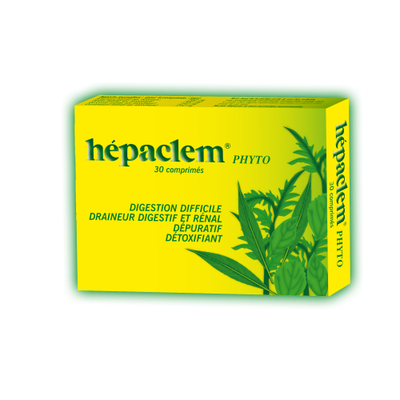 HEPACLEM PHYTO CPR 30