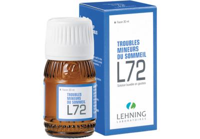 L72 LEHNING GTT 30ML