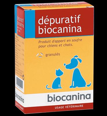 BIOCANINA DEPURATIF GLE BTE270G