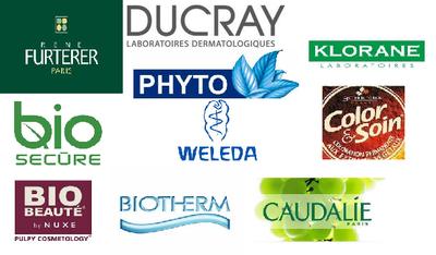 Parapharmacie des gammes spécifiques pour cheveux, des gammes naturelles - bio