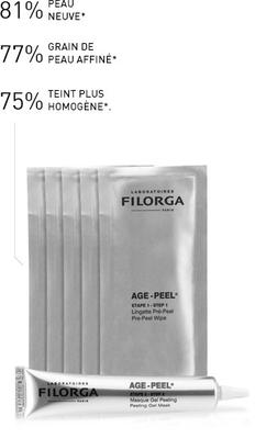 Nouveauté Filorga : Age Peel