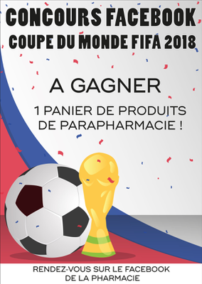 Concours FACEBOOK special coupe du monde 2018