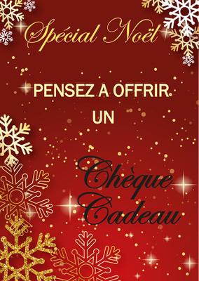 IDEE CADEAU : Le Chèque Cadeau