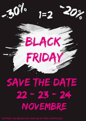 DERNIER JOUR BLACK FRIDAY, ON EN PROFITE !