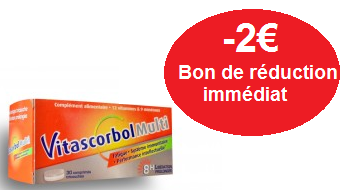 vitascorbol multi 30 cp