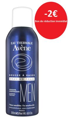 AVENE MOUSSE A RASER 200ML