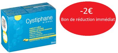 CYSTIPHANE BOITE 120 -2€